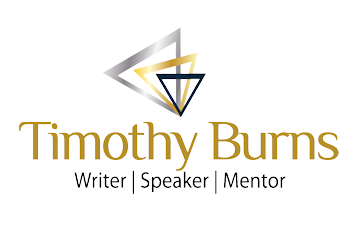 Timothy  Burns  |  Author & Writer  Mentor