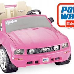 Feature Article: Re-engineering a Barbie Car | West Michigan Christian News